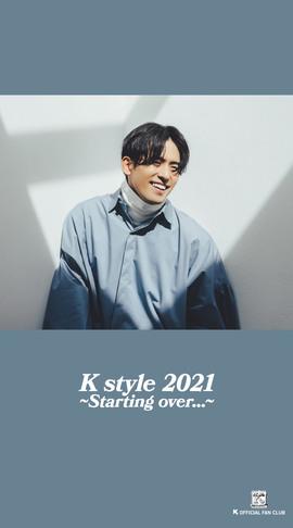 K style 2021スペシャル壁紙 SP (1080x1944)